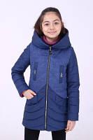 Модная удобная куртка для девочек, фото 1