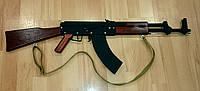 Калашников АК 47 учебно-тренировочный с прикладом