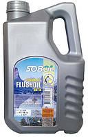 Масло промывочное FLUSHOIL (Соболь) Sobol 4л