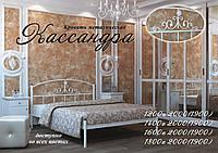 Кровать металлическая Кассандра, фото 1