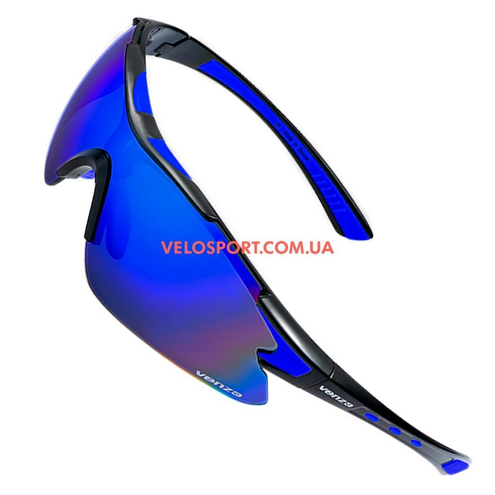 Очки VENZO VZ-F27-006 синие