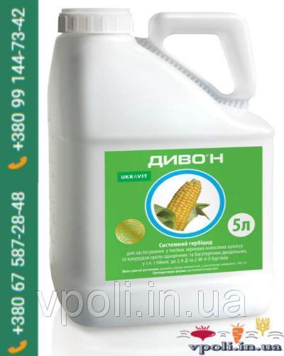 Диво Н  (дикамба 48%) Гербицид