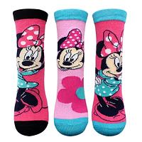 Детские носки для девочек Disney ,23/26,27/30,31/34 pp. {есть:23/26}