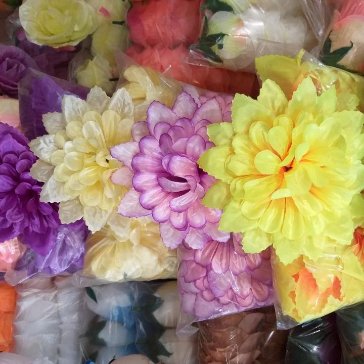 Искусственные цветы. атлас