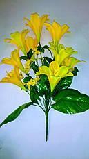 Искусственный букет лилий, фото 3