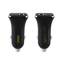 Автомобильное зарядное устройство Remax RCC-306 2.4A 1*USB 1*Type-C black
