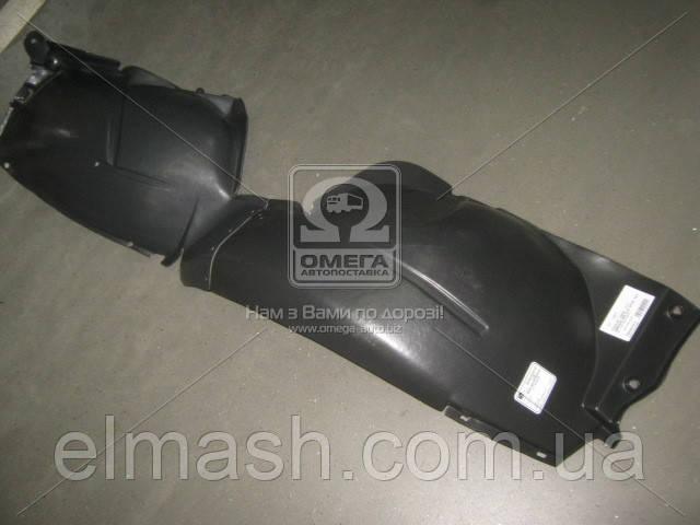 Подкрылок первый левый DACIA LOGAN -08 (пр-во TEMPEST)
