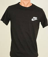 Черная футболка Nike