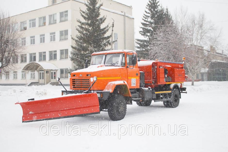 Черниговский поселковый совет получил новый спецКрАЗ