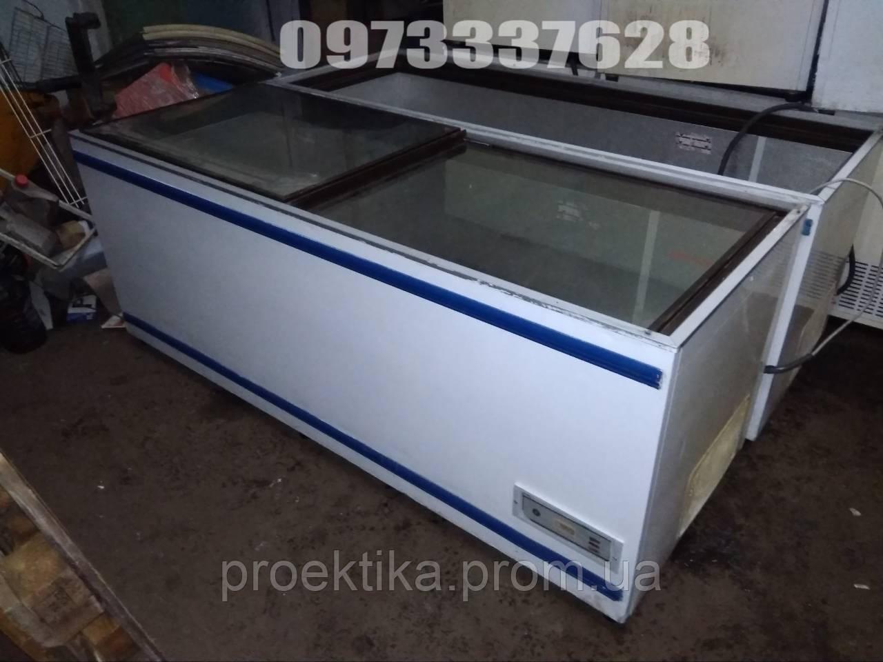Ларь Морозильный Б/У 750л