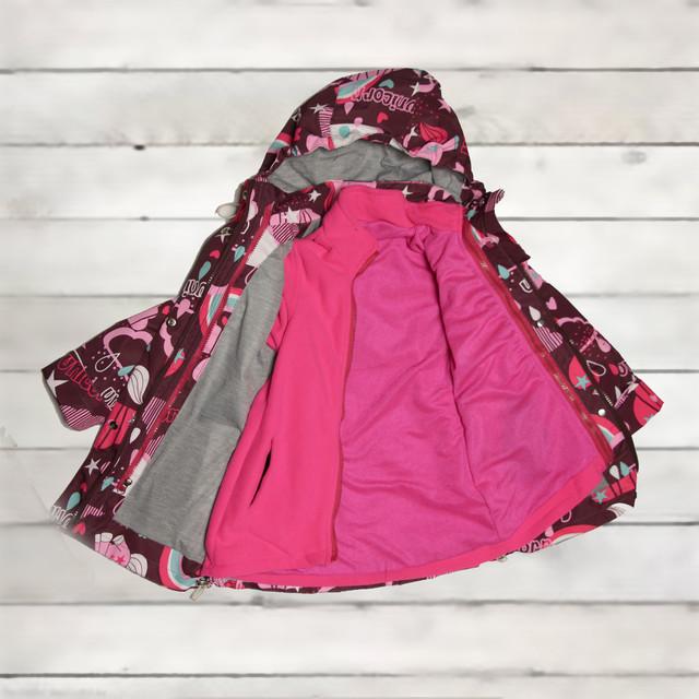 красивая куртка на девочку весна