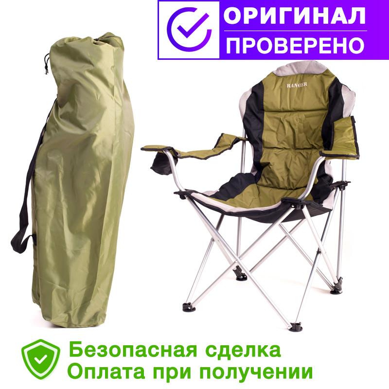 Крісло — шезлонг складне Ranger FC 750-052 Green (RA 2221)