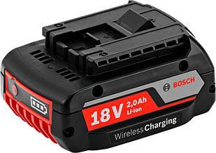 Акумулятор Bosch GBA 18 V 2,0 Ah MW-B (1600A003NC)
