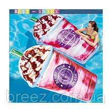 Пляжный надувной матрас плот Intex «Ягодный коктейль» 198 х 107 см , фото 2