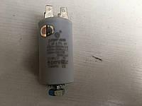 Конденсатор JYUL 2мкф-450 VAC болт+провода (30*60mm)