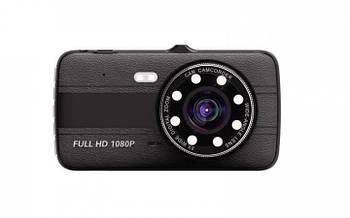 Преміум класу автомобільний відеореєстратор DVR CT520 G-сенсором, підтримкою Full HD 1 камера