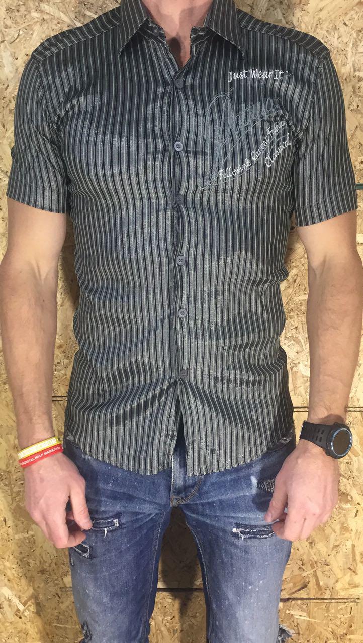 Рубашки мужские короткий и длинный рукав