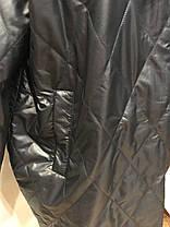 Женская куртка весна/осень черника 48 50 52 54 56 58, фото 3