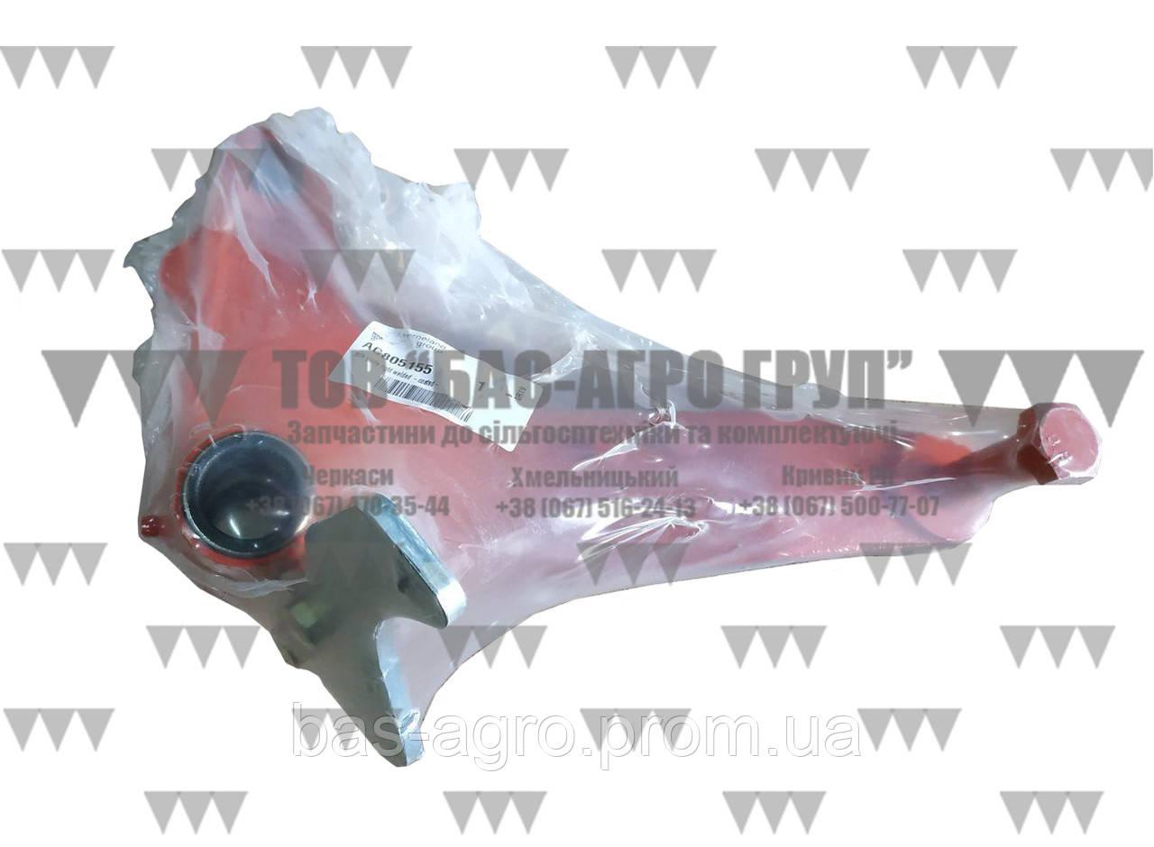 Кронштейн колеса правый AC805155 Kverneland оригинал