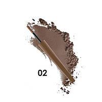 """Пудра-крем для бровей """"Parisa Cosmetics"""" CP-01 №2"""