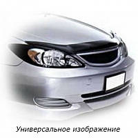 Дефлектор капота Vip Tuning для Chevrolet Lanos  с 2005 г.в. (с решеткой радиатора)