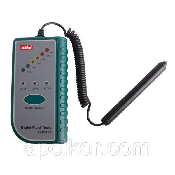 Тестер тормозной жидкости ADD7703 электронный