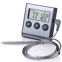 Термометр для мяса KCASA TP-700 (0C до +250C) с таймером и магнитом, фото 1