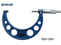 Мікрометр Shahe 5201-125A 100-125 мм 0.01 мм