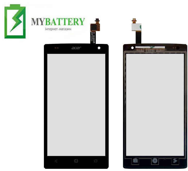 Дисплей (LCD) Acer Z150 Liquid Z5 с сенсором черный