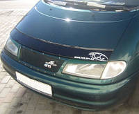 Дефлектор капота (мухобойка) Seat Alhambra 1995-2000, Vip Tuning, ST03