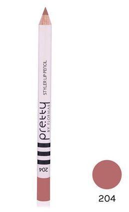 Карандаш для губ Pretty Styler №204