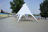 Тент шатер Звезда 10,4 метра
