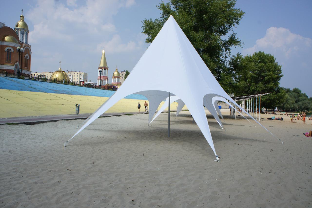 Красивый шатер для свадьбы