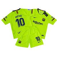 Футбольная форма детская ФК Барселоны Месси сезон 2018-2019г, фото 1