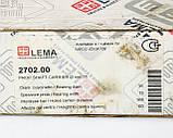 Подвесной подшипник (D=35mm) на Iveco Daily II/III 1996--2006 LEMA  LE2702.00, фото 4