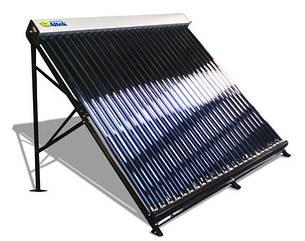 Коллектор солнечный вакуумный для бассейна AC-VG-50 с манифолдом из 316L стали