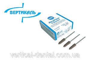 AcryPoint - гумки для полірування акрилів Коричневі, 6