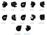 Turbo DE 160 1F вентилятор радиальный, фото 4