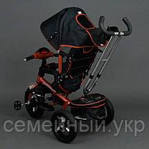 Трехколесный велосипед 7700 В - 6670 Best Trike Бронзовый , фото 2
