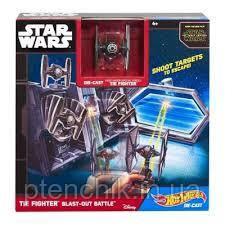 Игровой набор Hot Wheels «Звездные войны» серии Star Wars