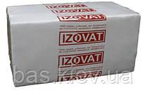 Базальтовая вата IZOVAT 125 плотность , 100 мм, уп 1,2м2
