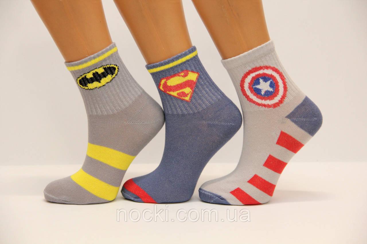 Стрейчевые подростковые носки