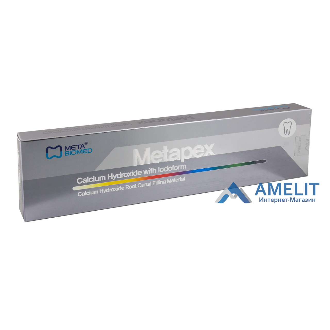 Метапекс (Metapex, Meta Biomed), шприц 2,2г
