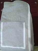 Юбка для сауны льняная мужская размер 48-60