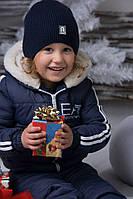 "Костюм зимний  ""Армани"" 2484"