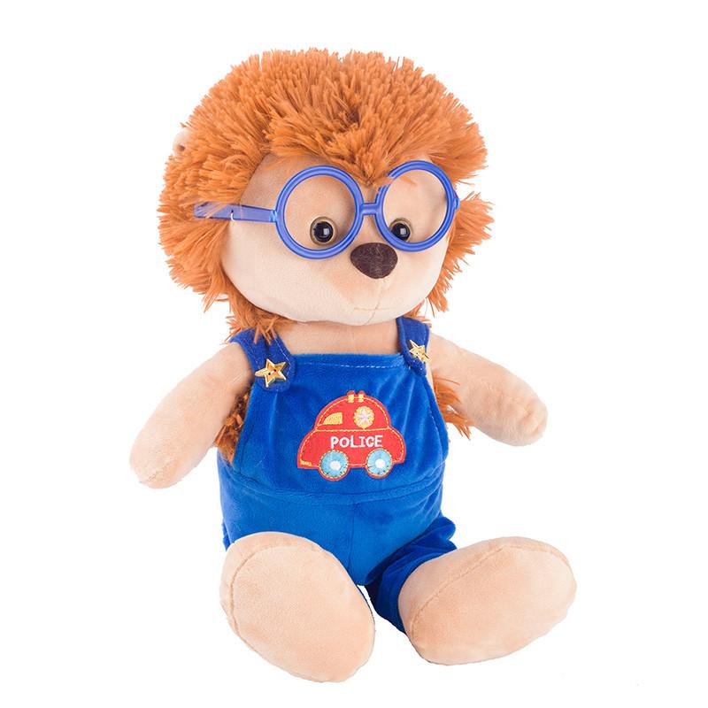 """Мягкая игрушка, """"Ежик Бася"""", 00261-3"""