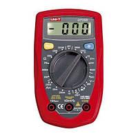 Мультиметр UNI-T UTM 133D (UT33D), цифровий, кишеньковий