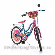"MUSTANGДетский велосипед Mustang Winx 16"""