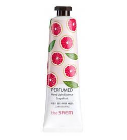 Парфюмированная крем-эссенция для рук The Saem Perfumed Hand Light Essence Grapefruit 30 мл (8806164128725)