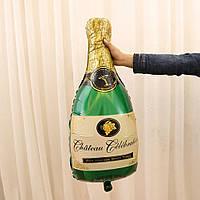 Фольгированный Шар Шампанское 83см X 43см